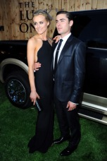 "Premiere Of Warner Bros. Pictures' ""The Lucky One"" - Red Carpet"