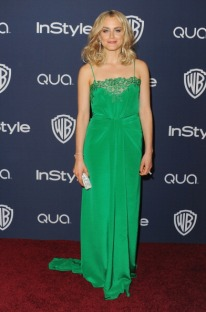 2014 InStyle And Warner Bros. 71st Annual Golden Globe Awards Post-Party