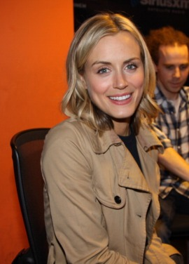 """Taylor Schilling Invades """"The Whoolywood Shuffle"""""""