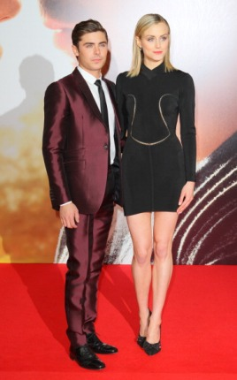 The Lucky One - Germany Premiere