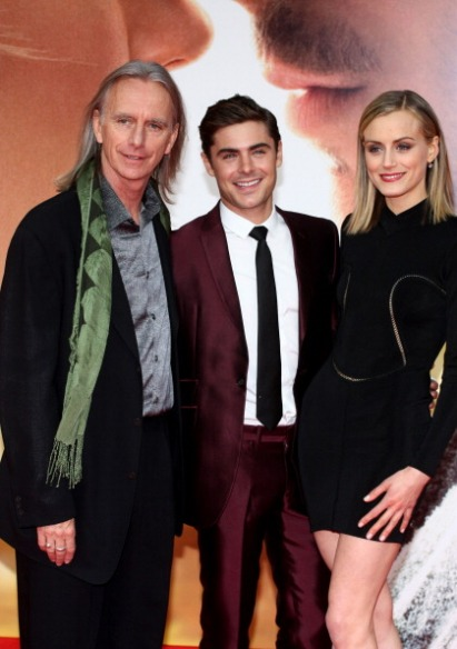 """The Lucky One"" - Germany Premiere"