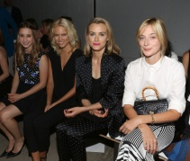 Thakoon - Front Row & Backstage - Mercedes-Benz Fashion Week Spring 2015