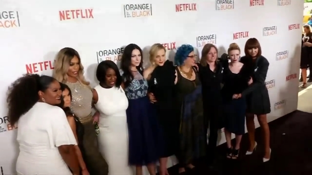 Orange Is the New Black launches Season 4 in New York!.mp4_20160707_132427.589