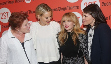 """The Layover"" Off Broadway Opening Night"