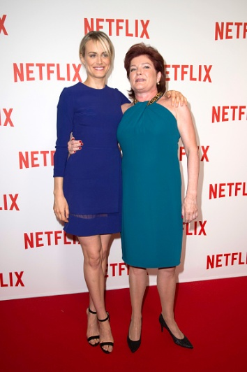 France - 'Netflix' : Launch Party At Le Faust In Paris